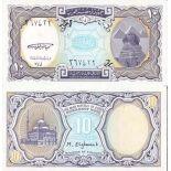 Billet de banque Egypte Pk N° 189 - 10 Piastres