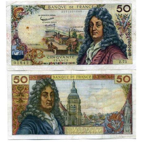 France - Pk N° 148 - Billet de 50 Francs