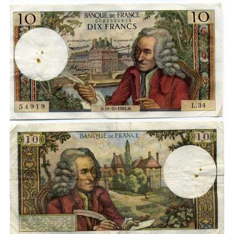 France - Pk N° 147 - Billet de 10 Francs