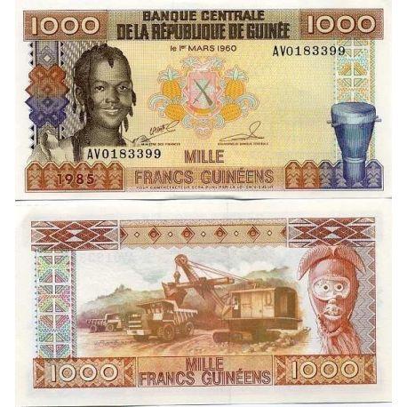 Guinee Francaise - Pk N° 32 - Billet de 1000 Francs