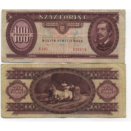 Billets collection Hongrie Pk N° 174 - 100 Forint
