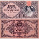Beautiful banknote Hungary Pick number 118 - 1000 Forint