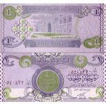 Bello banconote iraq Pick numero 69 - 1 Dinar