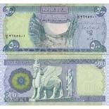 Billets banque Irak Pk N° 92 - 500 Dinar