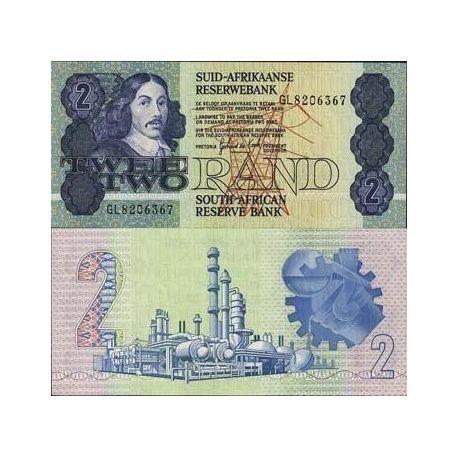 -Pk Nr. 118 - Ticket 2 Rand Südafrika