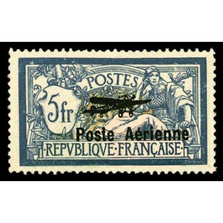 Timbre poste aérienne France N° 2 neuf sans charnière
