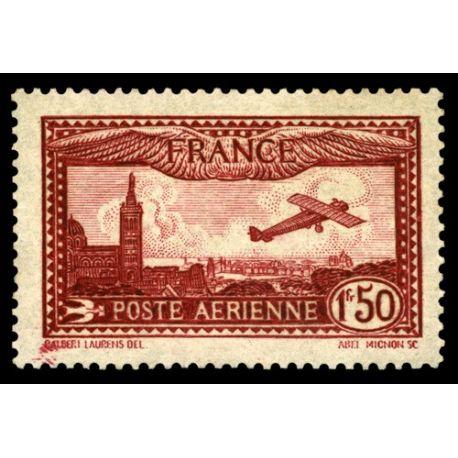 Timbre poste aérienne France N° 5 neuf sans charnière