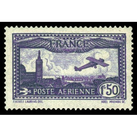 France PA N° 6 Neuf(s) sans charnière