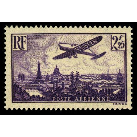 Timbre poste aérienne France N° 10 neuf sans charnière