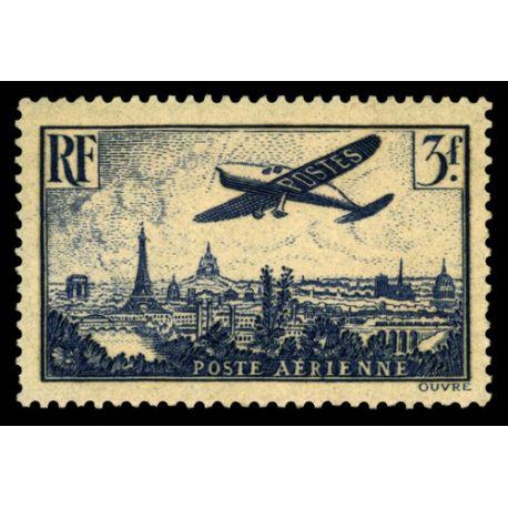 Timbre poste aérienne France N° 12 neuf sans charnière