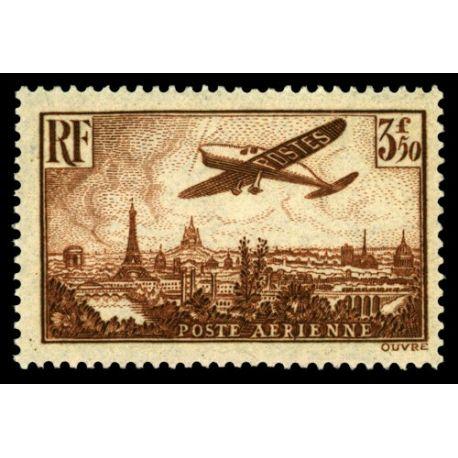Timbre poste aérienne France N° 13 neuf sans charnière