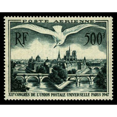 Timbre poste aérienne France N° 20 neuf sans charnière