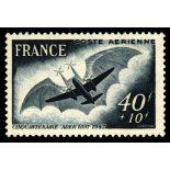 La posta aerea francese francobollo N ° 23 Nuevo non linguellato