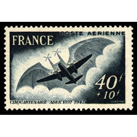 Timbre poste aérienne France N° 23 neuf sans charnière