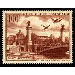 Timbre poste aérienne France N° 28 neuf sans charnière