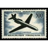 Timbre poste aérienne France N° 36 neuf sans charnière