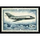 Luftpost Französisch Briefmarken N ° 42 Postfrisch