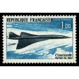 Luftpost Französisch Briefmarken N ° 43 Postfrisch