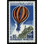 Air mail french stamp N° 45 Mint NH