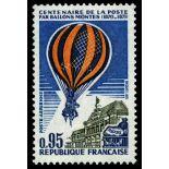 Timbre poste aérienne France N° 45 neuf sans charnière