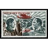 La posta aerea francese francobollo N ° 48 Nuevo non linguellato