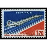 Air mail french stamp N° 49 Mint NH