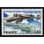 Luftpost Französisch Briefmarken N ° 51 Postfrisch
