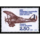 Timbre poste aérienne France N° 53 neuf sans charnière