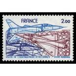 Timbre poste aérienne France N° 54 neuf sans charnière