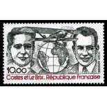 La posta aerea francese francobollo N ° 55 Nuevo non linguellato