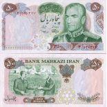 Bello banconote iran Pick numero 97 - 50 Rial