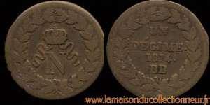 numismatique, pièce Napoléonienne