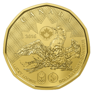 Lucky Loonie Rio 2016