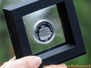 Cadre pour monnaie