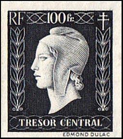 Vignette 100 Francs Dulac