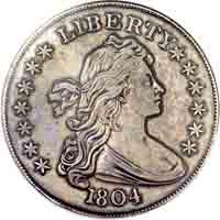 1804 silver dollar