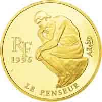 « Le Penseur » de Rodin