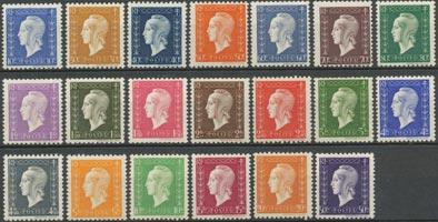 Les 20 timbres Marianne de Dulac