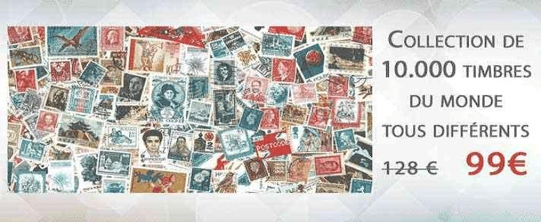 Colección de sellos Todos los Países
