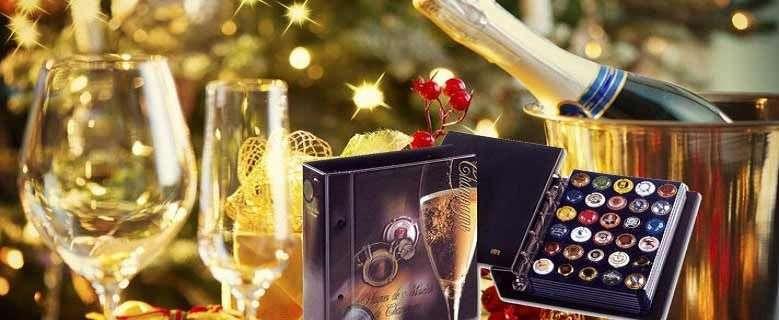 Album per capsule di champagne
