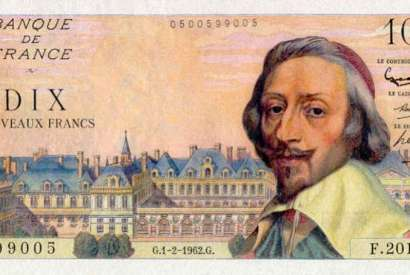 Banknote of 10 francs: history and anecdotes