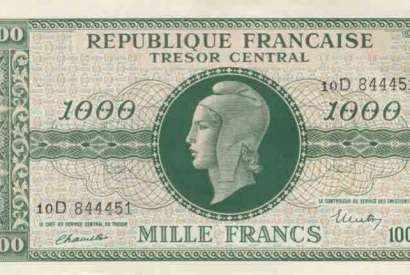 Banknotes of the Treasury: origins, creations and emissions